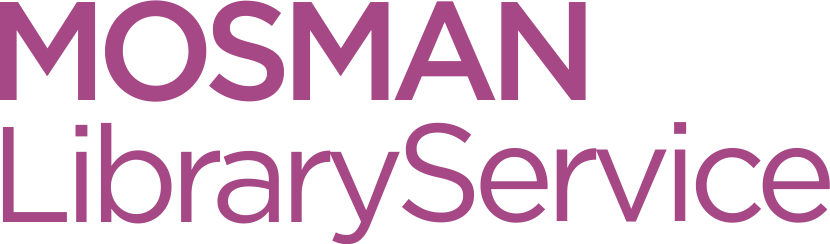 Mosman library service logo